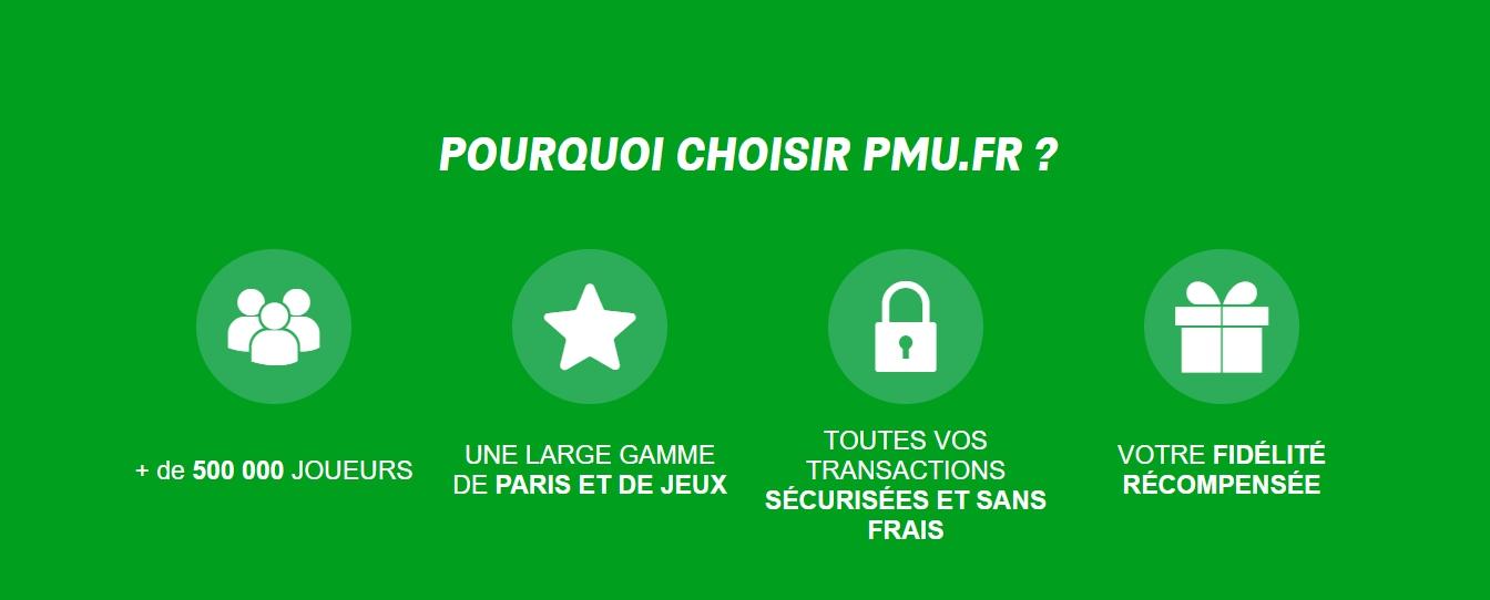 PMU mobile est disponible pour Android et iOS.