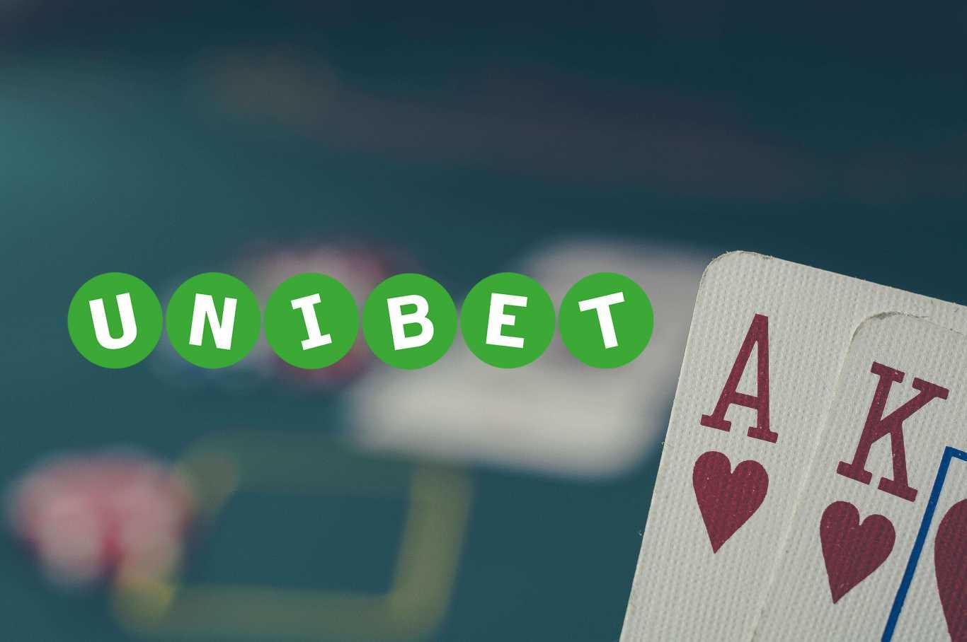 Unibet mobile app est disponible pour Android et iOS.